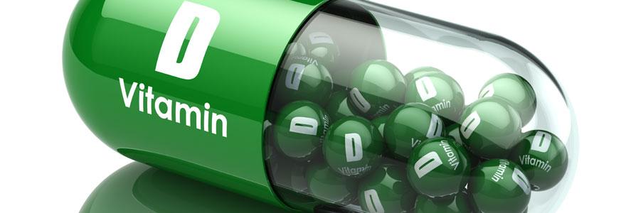 Compléments alimentaires vitamine D